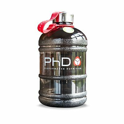PhD Nutrition Gallon Water Bottle 1.89 Litres Gallon Bottle BCAA Intra Workout
