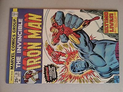 Iron Man 70 Nm