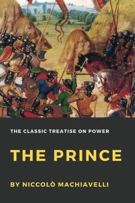 The Prince by Niccol? Machiavelli New Paperback Book
