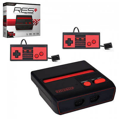 Retro-Bit RES Plus Gaming Console for Nintendo Entertainment System - NES NEW