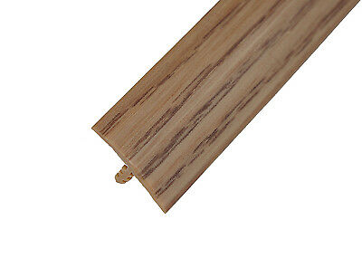 20ft of 3/4 Natural Oak Woodgrain T-Molding for Arcade Games, Mame, or Cabinets