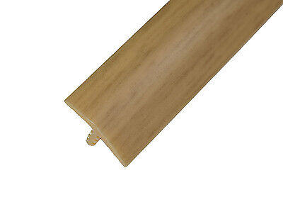 20ft of 3/4 Oak Woodgrain T-Molding for Arcade Games, Mame, or Cabinets