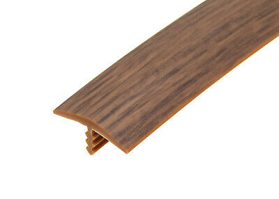 20ft of 3/4 Teak Woodgrain T-Molding for Arcade Games, Mame, or Cabinets