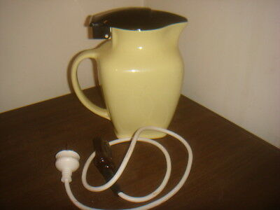 Vintage- Jug-Kettle With Chord And Element