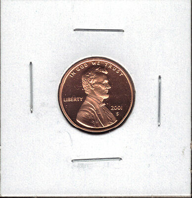 2001-S Choice Proof Lincoln Cent