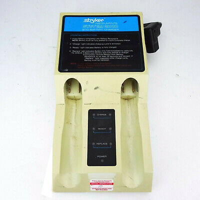 Stryker Battery Charger System 2000 2110-120 4212