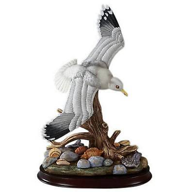 Retired Andrea By  Sadek Bird Wingspread Sea Gull, Awesome, New