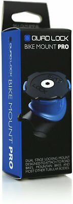 Bike Mount PRO, QUAD LOCK, Black/Blue