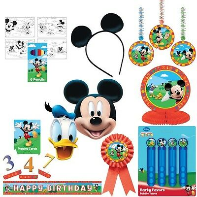 Micky Maus Children's Birthday Party Take Home Gifts Mickey Mouse Party Birthday