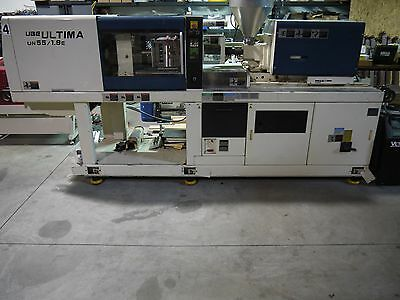 Niigata UN55 55Ton All Electric Injection Molding Machine