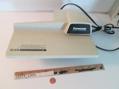 PANASONIC Vintage ELECTRIC LETTER OPENER (WORKS GREAT!) MODEL BH-752 - USED!