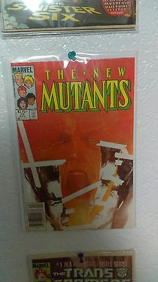 The New Mutants #25 and #26. 1st full and cameo appearance of Legion! TV Show!!
