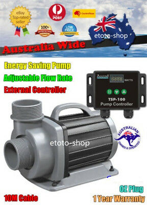 Jebao TSP-10000 Electronic Adjust Variable Flow Pond Water Pump Ext Controller