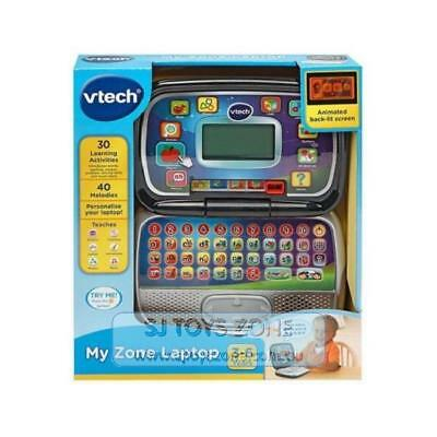 Vtech My Zone Laptop Interactive Fun Learning Activity Toy for Kids 3 to 6 Years