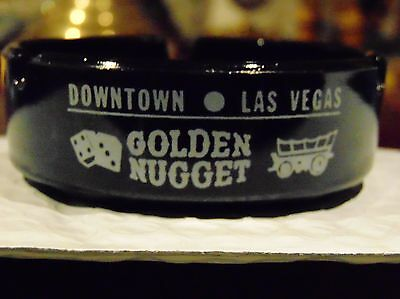 Las Vegas Golden Nugget Vintage ashtray