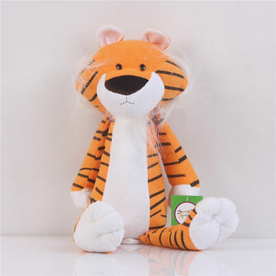 """NWT Sweet Sprouts Tiger Plush Floppy Animal Adventure 18"""" Stuffed Toy Rare Gift"""