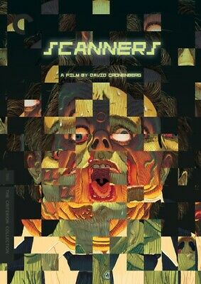 Scanners - Scanners (Criterion Collection) [New DVD]
