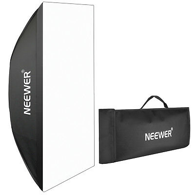 "Neewer Portable 23.6"" X 35.4"" Rectangular Bowens Mount Softbox with Diffuser"