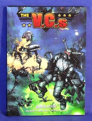 The V.C.s Back in Action - 2000AD - Graphic Novel ( VCs )