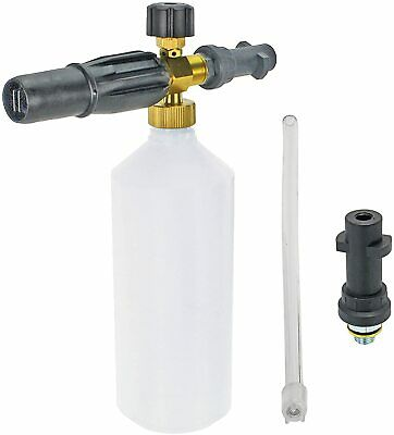 pressure washer snow foam gun car wash bottle lance for karcher k2 k3 k4 compact eur 19 54. Black Bedroom Furniture Sets. Home Design Ideas