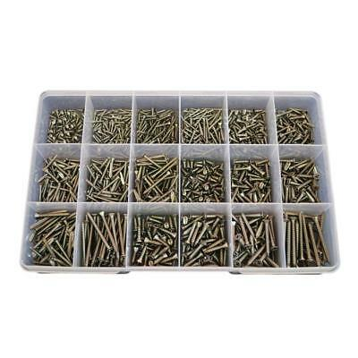Countersunk Self Tapping Screw Assortment Kit 4g 6g 8g 10g Stainless G316 #49