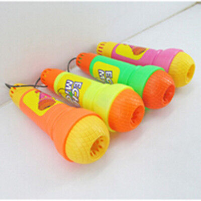 Hot Modern Mic Voice Changer Music Echo Microphone Toy  New For Children