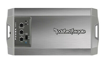 Rockford Fosgate Power Clean 500 Watt Mono Channel Class BR Amplifier for Harley