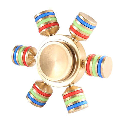 Focus Hand Finger Toys Stress Reliever Spinner For Kids Adults 3D Fidget 1 pcs