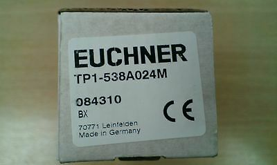 New TP1-538A024M Euchner safety switch