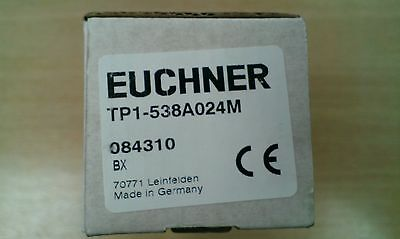 New TP1-538A024M Euchner safety switch.