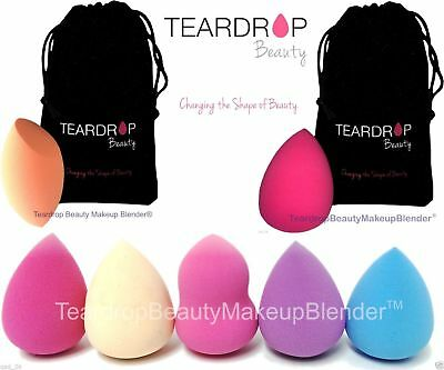 ORIGINAL Beauty Blender Make Up Sponge Teardrop Foundation Foundation Wedge Puff