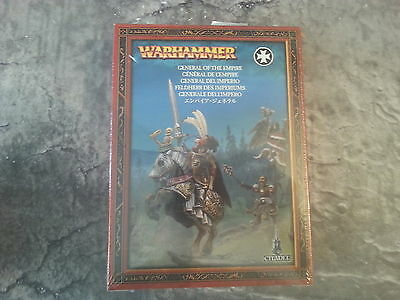 Warhammer Age Of Sigmar General Of The Empire - New & Sealed