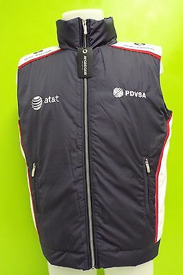 Williams F1 Team Issue Bodywarmer Mens