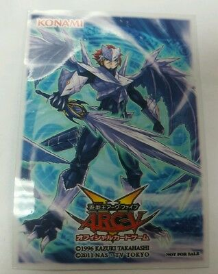Yugioh Extra Deck Protectors Nekroz of Trishula Single Card 1ct Sleeves