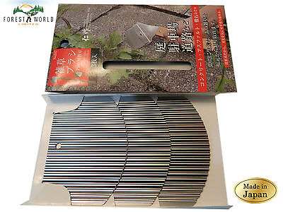 Japanese NISAKU Garden Pathway Pavement Weeder Specialized Blades x 3