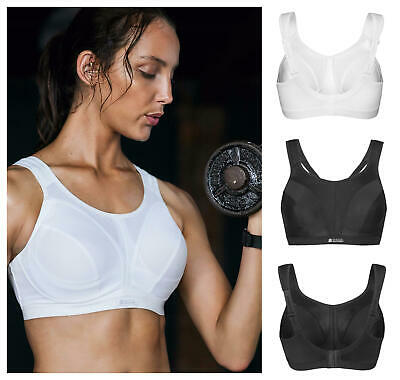 Shock Absorber D+ Max High Impact Sports Bra SN109 Non Wired Gym Sports Bra