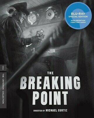 The Breaking Point (Criterion Collection) [New Blu-ray] Restored, Special Ed,