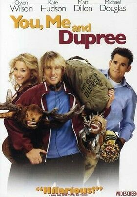You, Me and Dupree [New DVD] Ac-3/Dolby Digital, Dolby, Dubbed, Subtitled, Wid