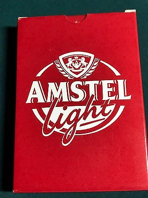 AMSTEL LIGHT BEER - Playing Cards Holland Casino Decks