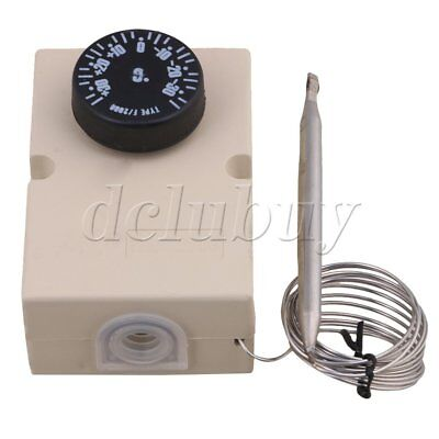 150MM Cable Length -30-30°C Adjustable Temperature Controller 110-220V