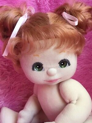 Minty Highly Desirable Comb Of Red Hair And Green Eyes US MC SOLD NUDE!