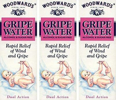 Woodwards Gripe Water 150ml x 3 Packs