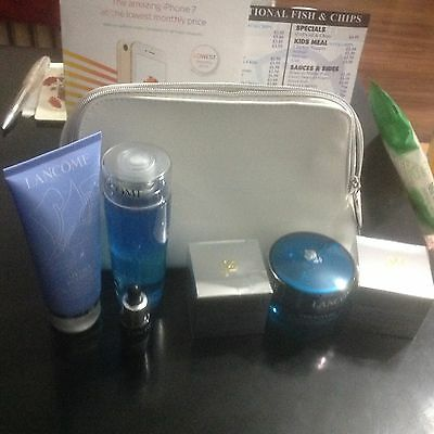 Lancome Visionnaire Gift Set/HOLIDAYS/BIRTHDAY/Party/6-Items/Travel/RRP £120.