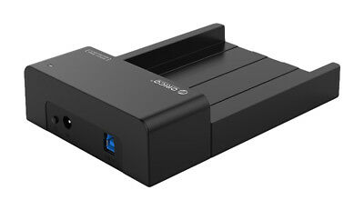 "ORICO USB 3.0 2.5"" & 3.5"" External SATA HDD Enclosure Case SSD Docking Station"