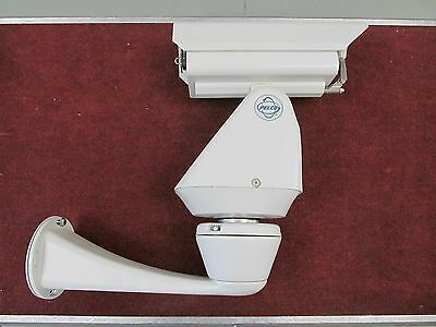 PELCO CAMERA SYSTEM ESIOP16X ESPRIT POSITIONING SYSTEM IOP CCTV W/ Wall arm modl