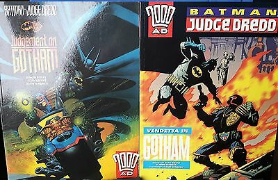 Collectable 2000AD / JUDGE DREDD / graphic comics - SPECIAL EDITION - mint cond