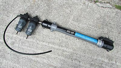 Compressed membrane Air Dryer and filters used Atlas Copco SD3P DD9 PD9
