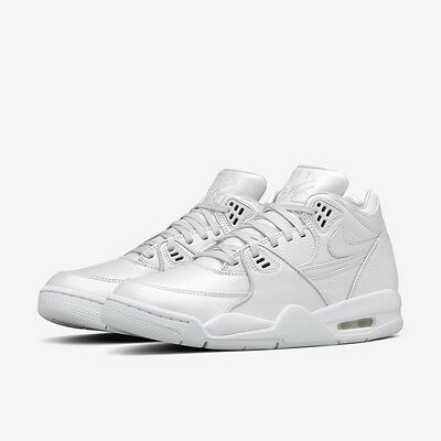 size 40 6aa94 6a310 NIKE NIKELAB AIR Flight 89 Leather Mens Shoes Size Us 9 Uk 8 Eur 42.5 828295 -100 -  99.95   PicClick