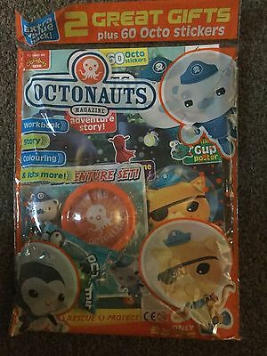 Octonauts Magazine #71 - 2 Gift Special Issue! (New)