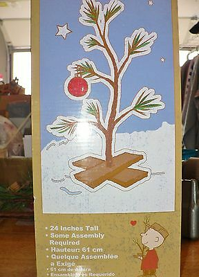 Charlie Brown Christmas Tree 2011 New In Box